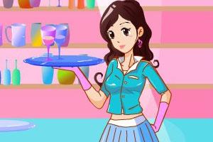 《酒吧侍者》游戏画面1