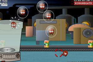 《该死的水果》游戏画面1