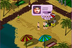 《夏日冰淇淋店》游戏画面1