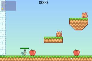 《小鸡历险》游戏画面1