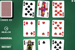《11点扑克牌》游戏画面1