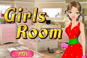 《美女卧室找东西》游戏画面1