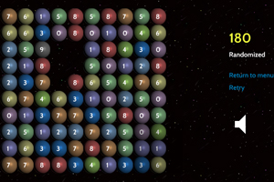 《小球数9消》游戏画面1