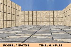 《逃离3D迷宫》游戏画面1