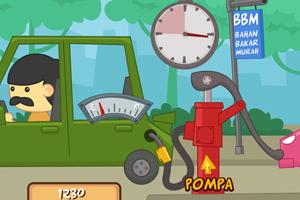 《疯狂加油站》游戏画面1