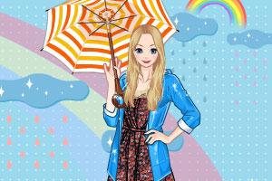 《春雨》游戏画面1