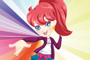 《时尚波莉》游戏画面1