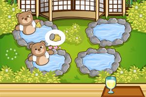 《小熊温泉SPA》游戏画面1