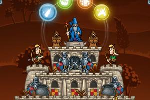 《巫师大战黑骑士变态版》截图1