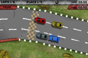 《高速路快车赛选关版》截图1