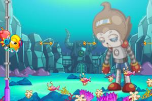 《潜水艇攻防战》游戏画面1