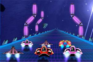 《太空船竞速》游戏画面1