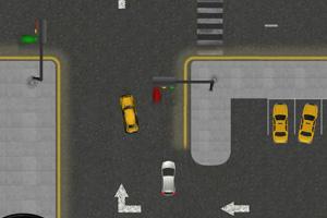《出租车在纽约》游戏画面1