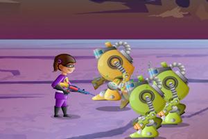 《太空孩子王》游戏画面1
