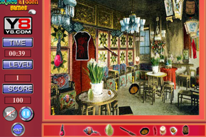 《餐馆找东西》游戏画面1