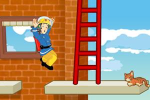 《消防员训练》游戏画面1