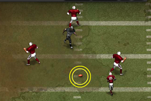 《橄榄球快速达阵2增强版》游戏画面1