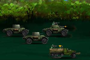 《军事战役3》游戏画面1