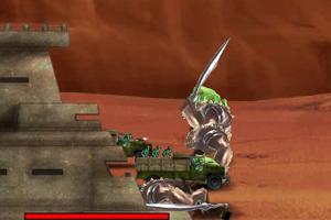 《军事战役之空陆双防》游戏画面1