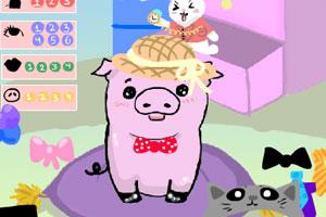 《小猪去选美》游戏画面1