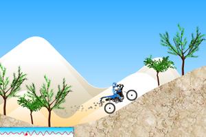 《疯狂摩托骑士》游戏画面1