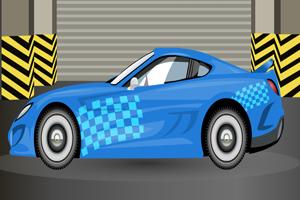 《2013新车组装》游戏画面1