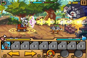 《帕拉狗骑士修改版》游戏画面1