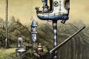 《机械迷城试玩版》截图1