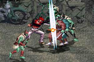《穿越战纪v2.2》游戏画面1