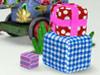 堆放礼物盒3D