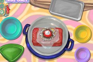 《意大利肉丸面条》游戏画面1