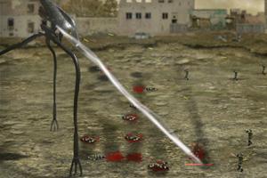 《机械怪来袭变态版》游戏画面1