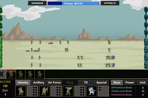 《大规模的战争4》游戏画面1