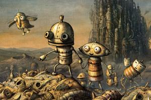 《机械迷城完整中文版》游戏画面1