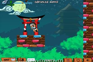 《婴儿小忍者大冒险》游戏画面1
