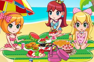 《皇家野餐》游戏画面1