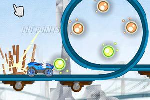 《四驱车赛道正式版》游戏画面1