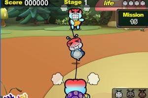 《小蜗牛爱跳绳》游戏画面1