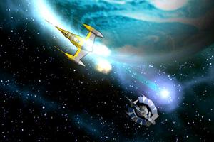 《乐高星际大战》游戏画面1