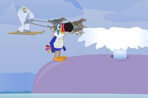 《鹦鹉北极冒险》游戏画面1