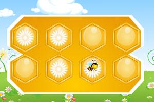 《小蜜蜂找家》游戏画面1