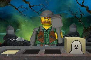 《乐高怪物猎人4》游戏画面1