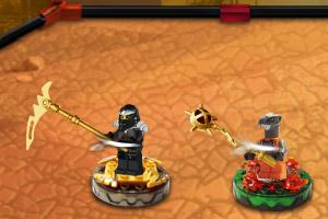 《乐高旋转忍者》游戏画面1