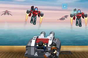 《超级战舰防御战》截图1