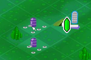 《重建商业区》游戏画面1