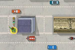 《曼谷出租车》游戏画面1