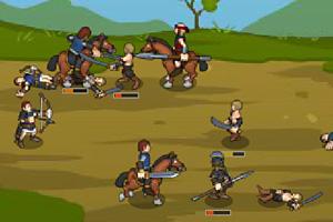 《岛屿战争》游戏画面1