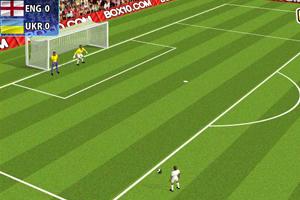 《欧洲杯点球战》游戏画面1
