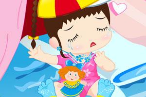 《宝贝女孩》游戏画面1