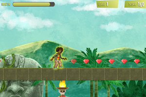 《怪物岛冒险之旅》游戏画面1